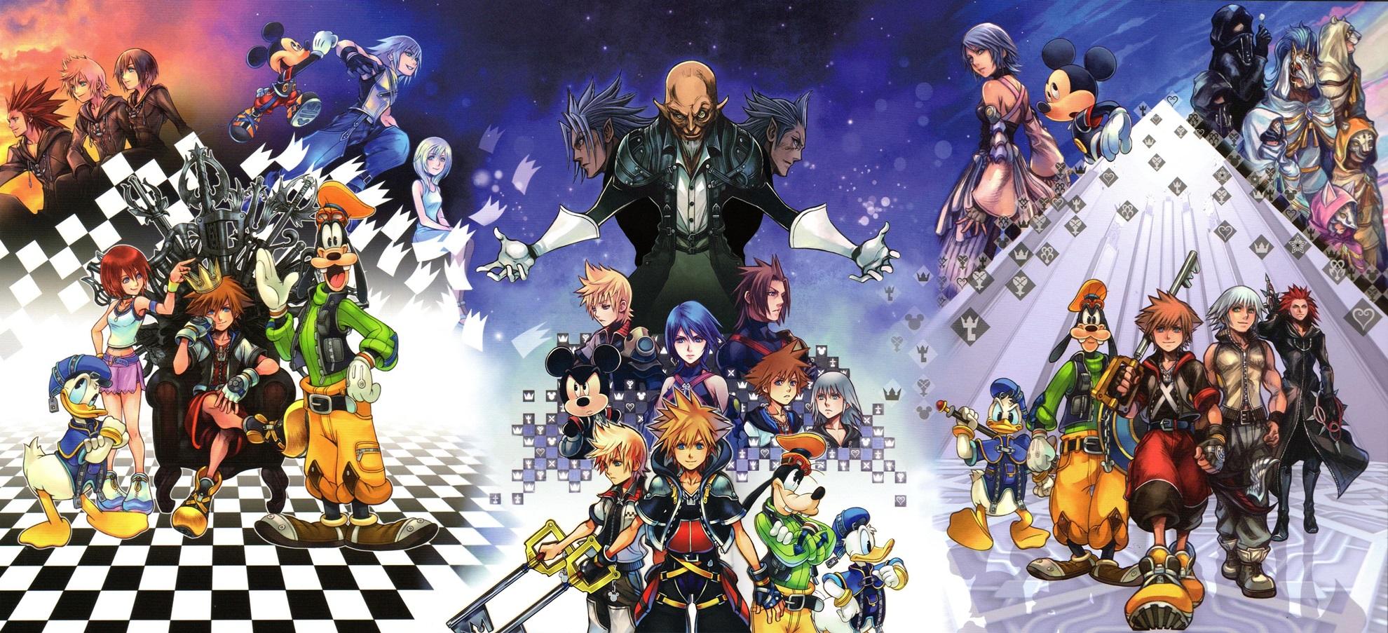 """""""Kingdom Hearts: The Story So Far"""", la collection che racchiude tutti i capitoli in attesa di Kingdom Hearts III!"""