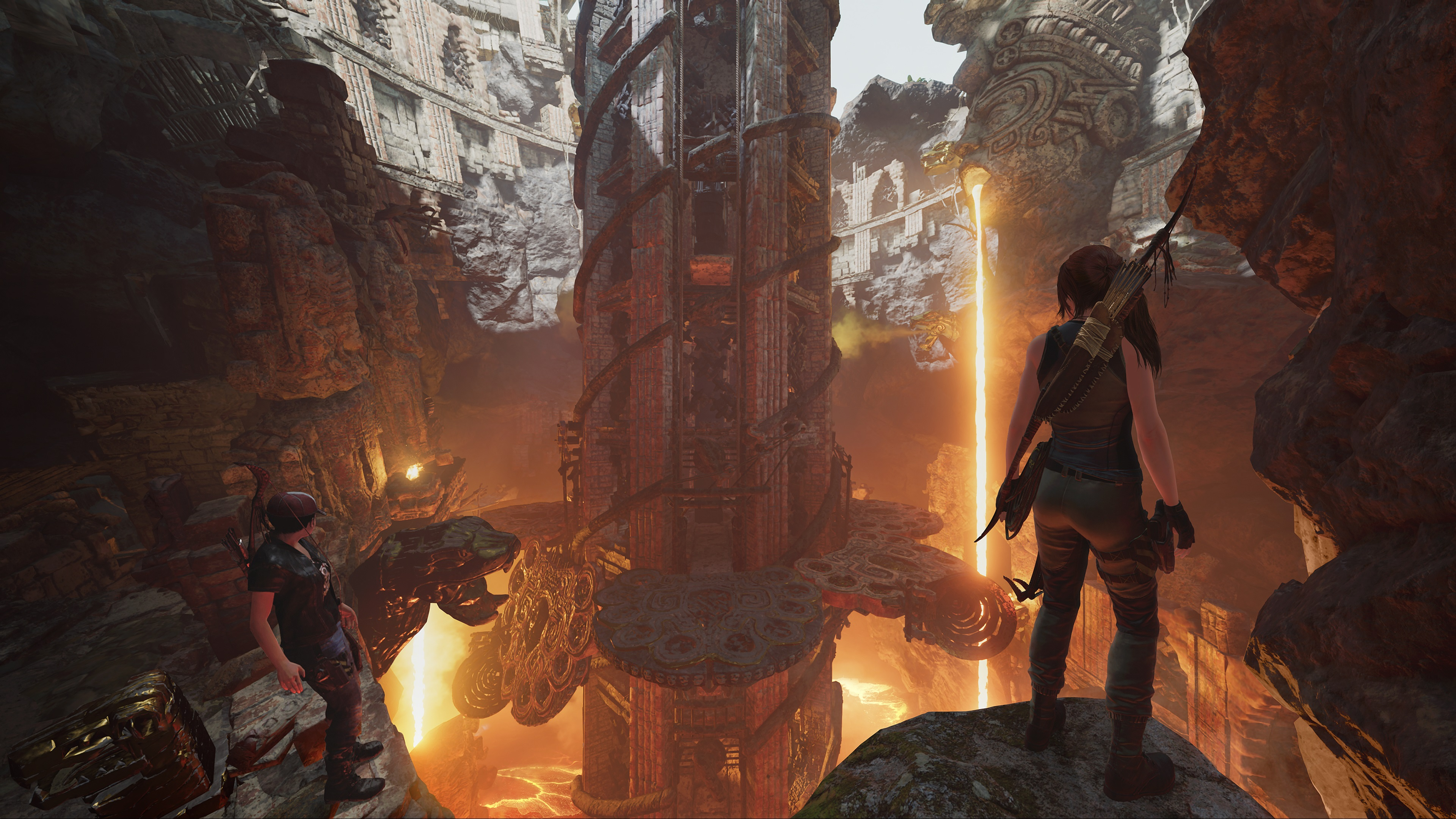 E' disponibile The Forge, DLC di Shadow of the Tomb Raider!