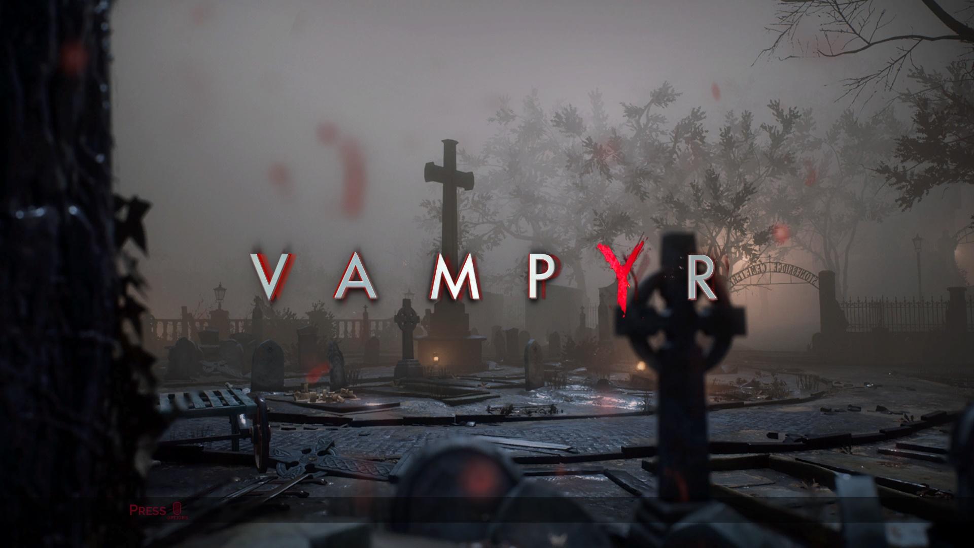 Vampyr in arrivo su Nintendo Switch!