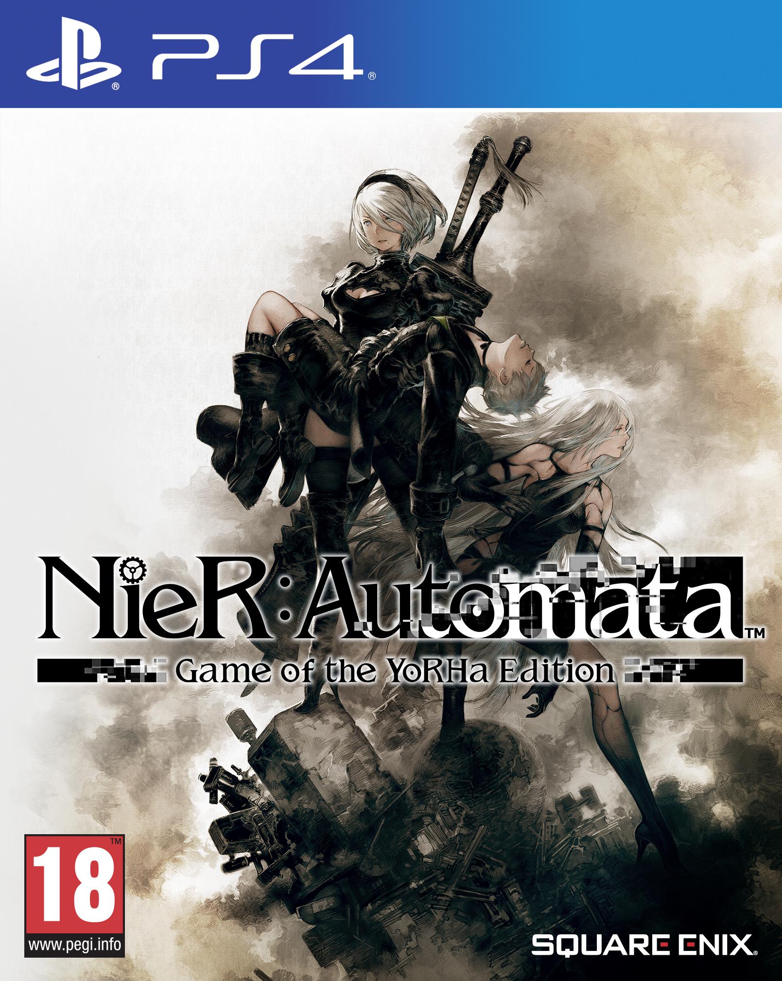 NieR:Automata Game of the YoRHa Edition in Occidente il 26 Febbraio 2019!