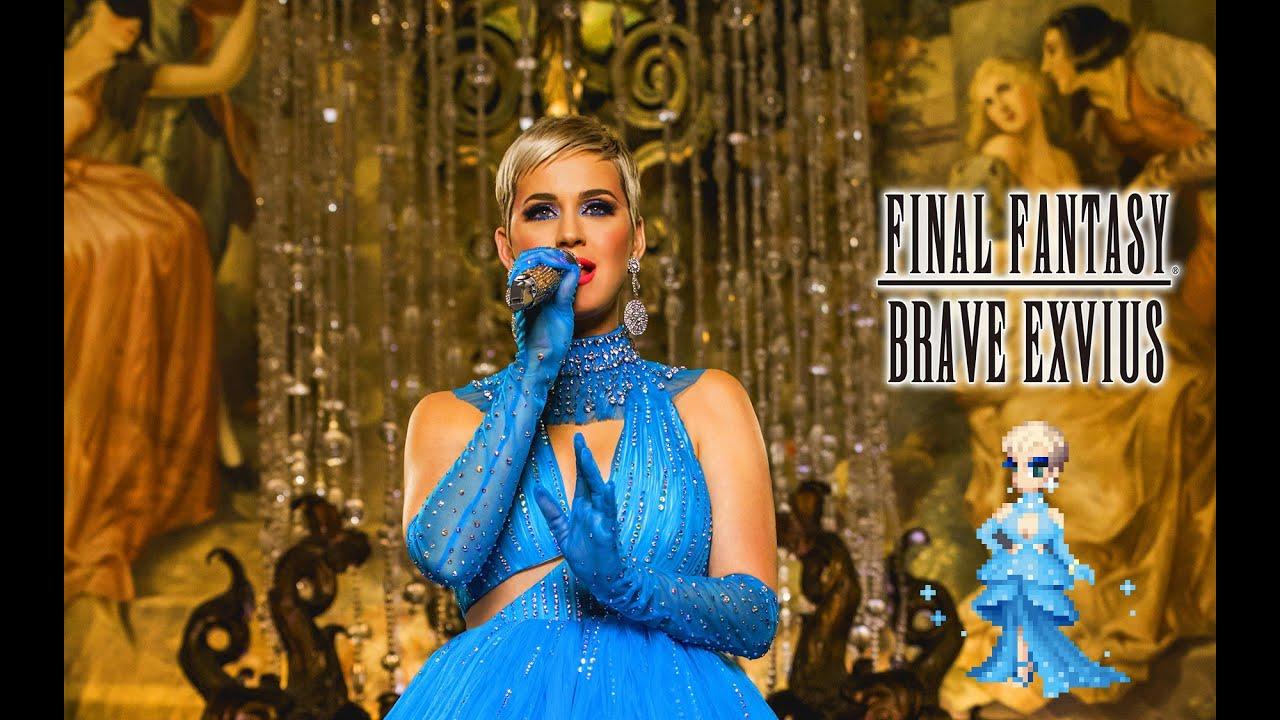 Katy Perry arriva su Brave Exvius!