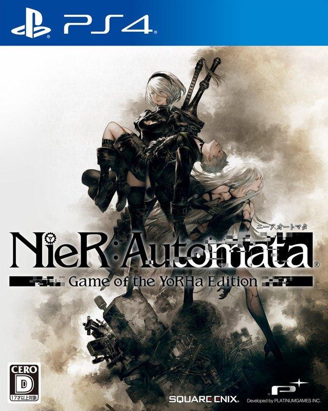 NieR:Automata Game of the YoRHa Edition uscirà il 21 Febbraio in Giappone!