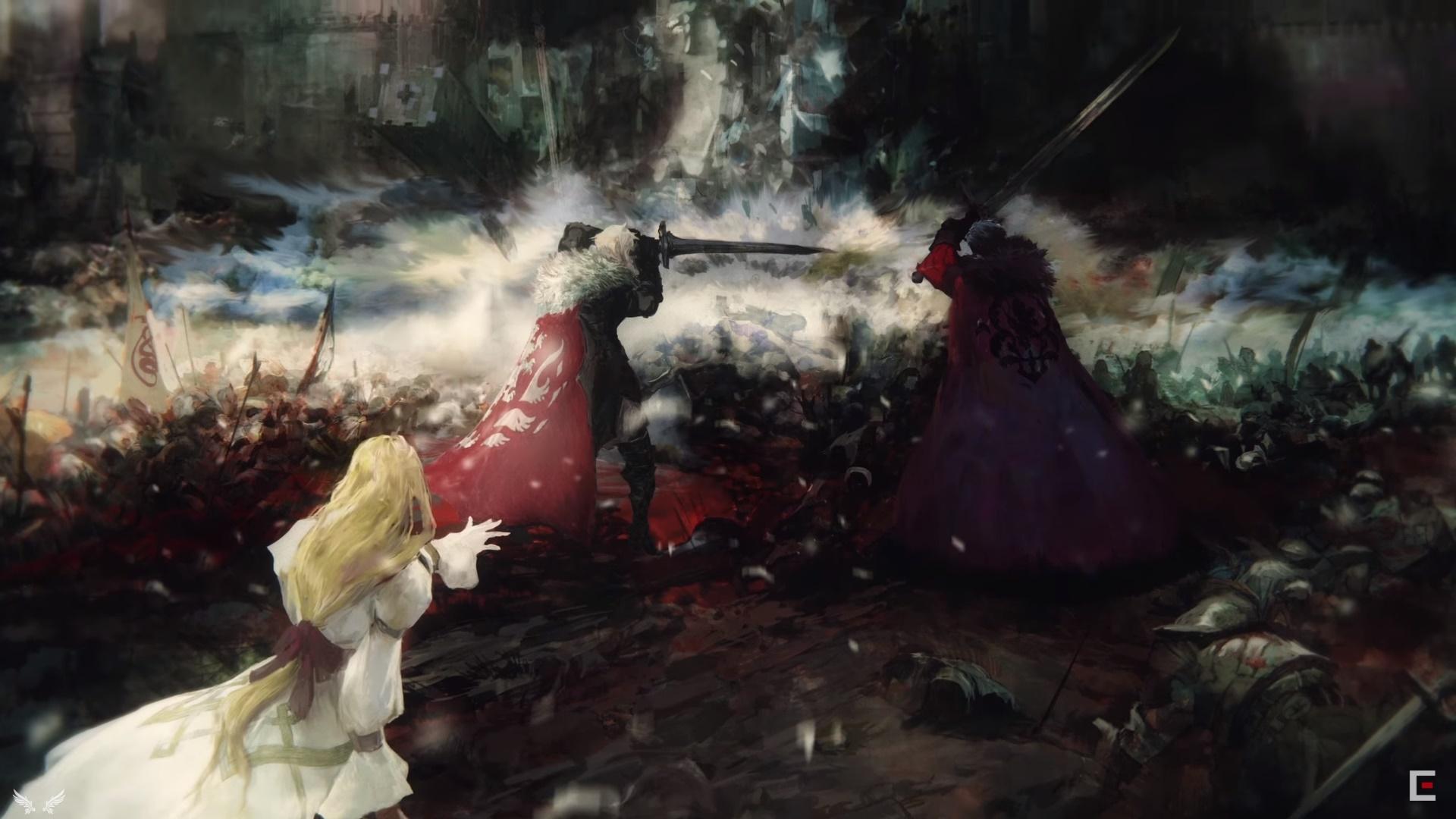 Annunciato War of The Visions: Final Fantasy Brave Exvius!
