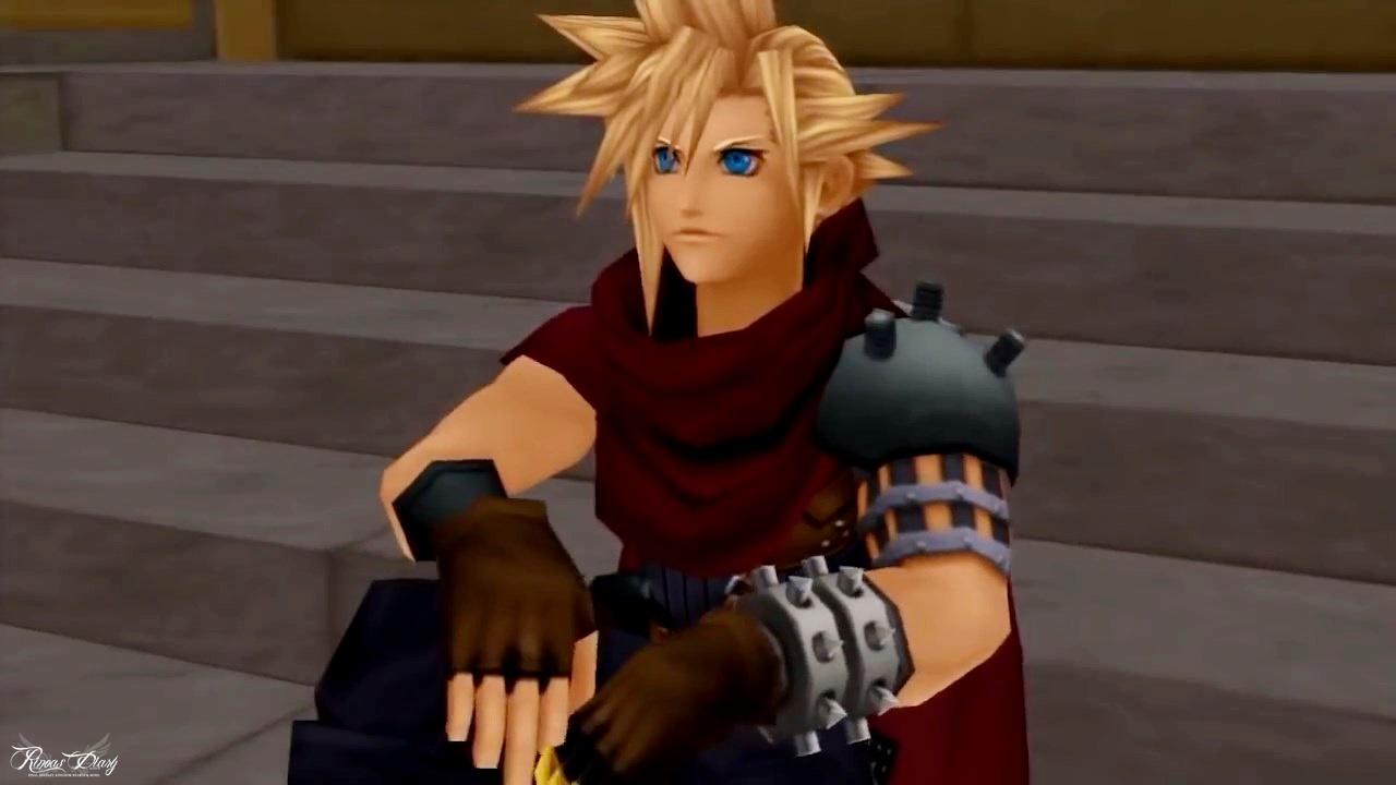 [SPOILER KHIII] Le voci di Cloud e Squall affermano di non aver lavorato per Kingdom Hearts III