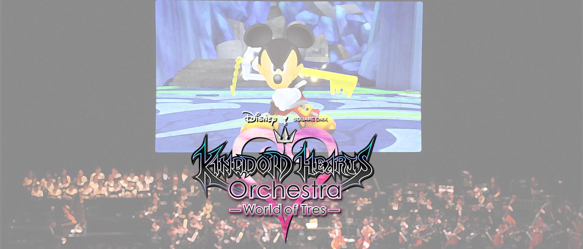 Torna (anche) in Italia il concerto Kingdom Hearts Orchestra!