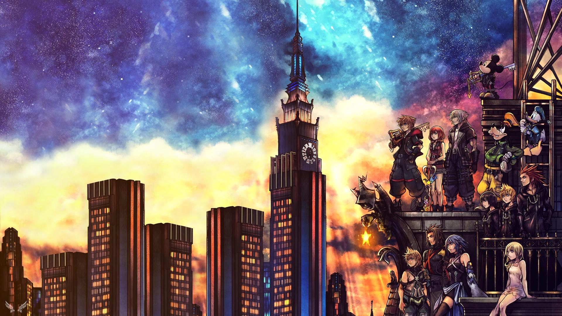 Nomura e Yasue parlano dello sviluppo di Kingdom Hearts III e del desiderio di renderlo un gioco perfetto!