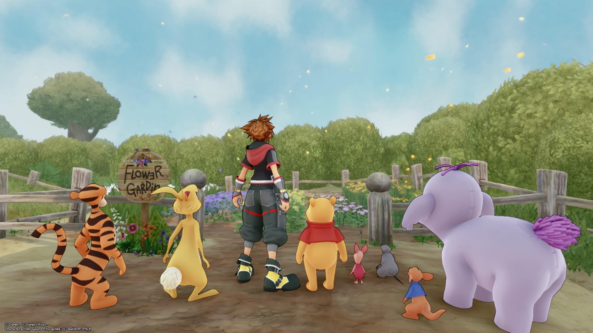 Kingdom Hearts III – Guida ai Portafortuna – Bosco dei 100 Acri!