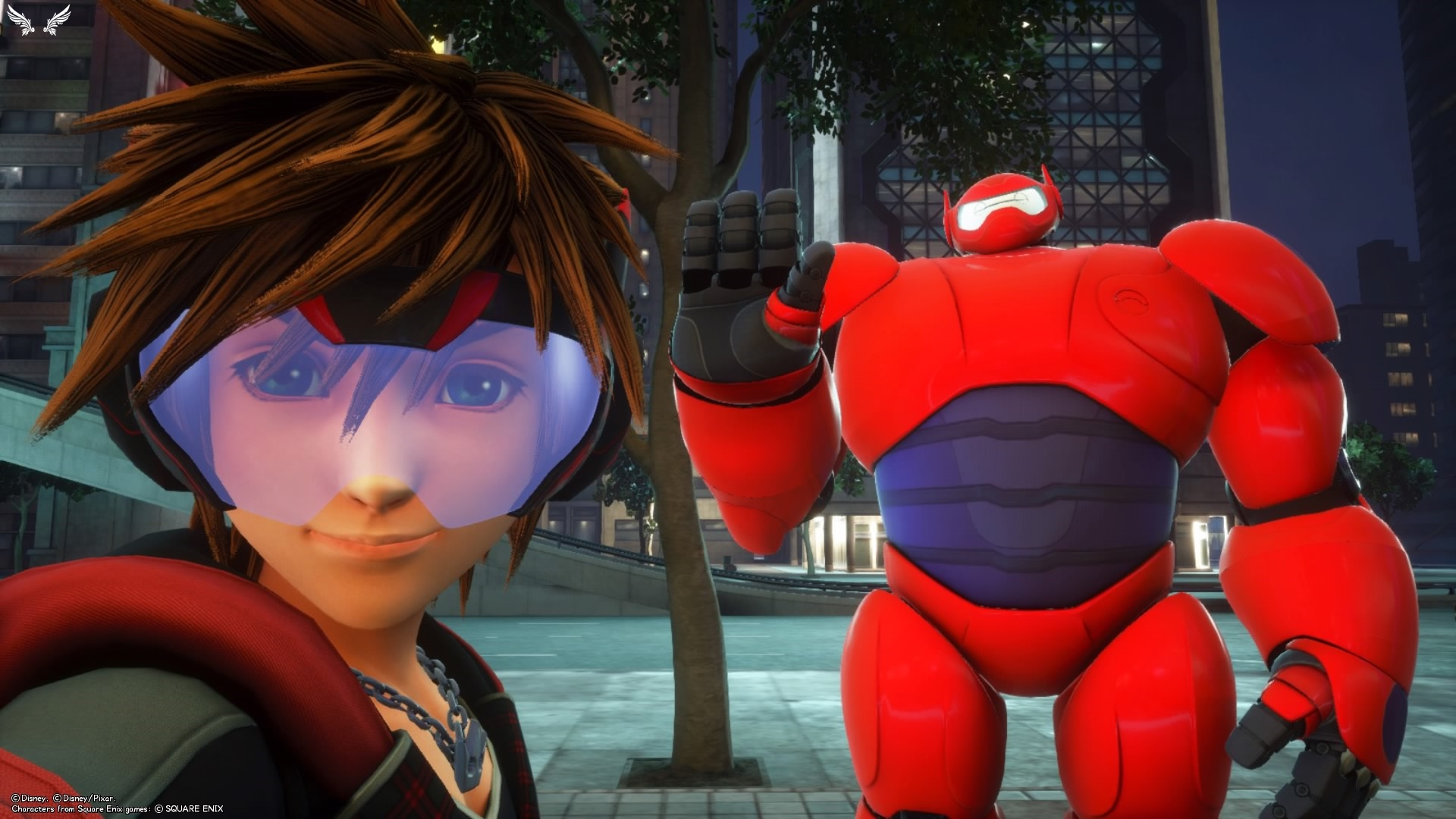 Kingdom Hearts III – Guida ai Portafortuna – San Fransokyo!