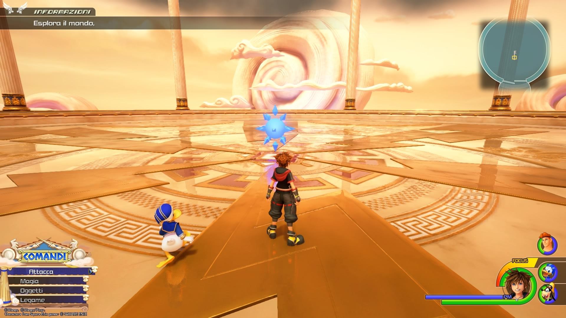 Kingdom Hearts III – Guida ai Portali di battaglia!