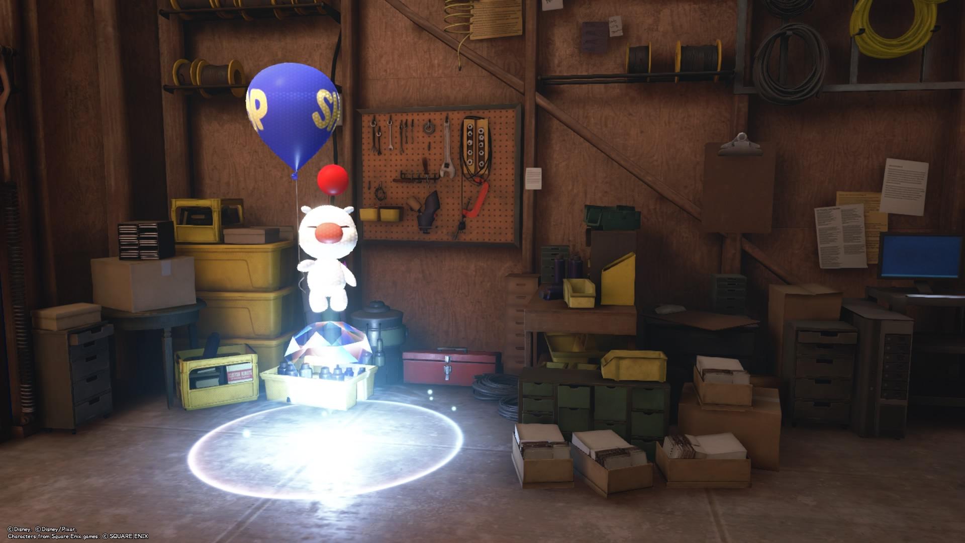 Kingdom Hearts III – Guida alle elaborazioni!