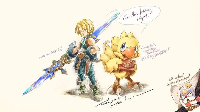 Final Fantasy IX disponibile da oggi su Xbox One, Windows 10 e Nintendo Switch!