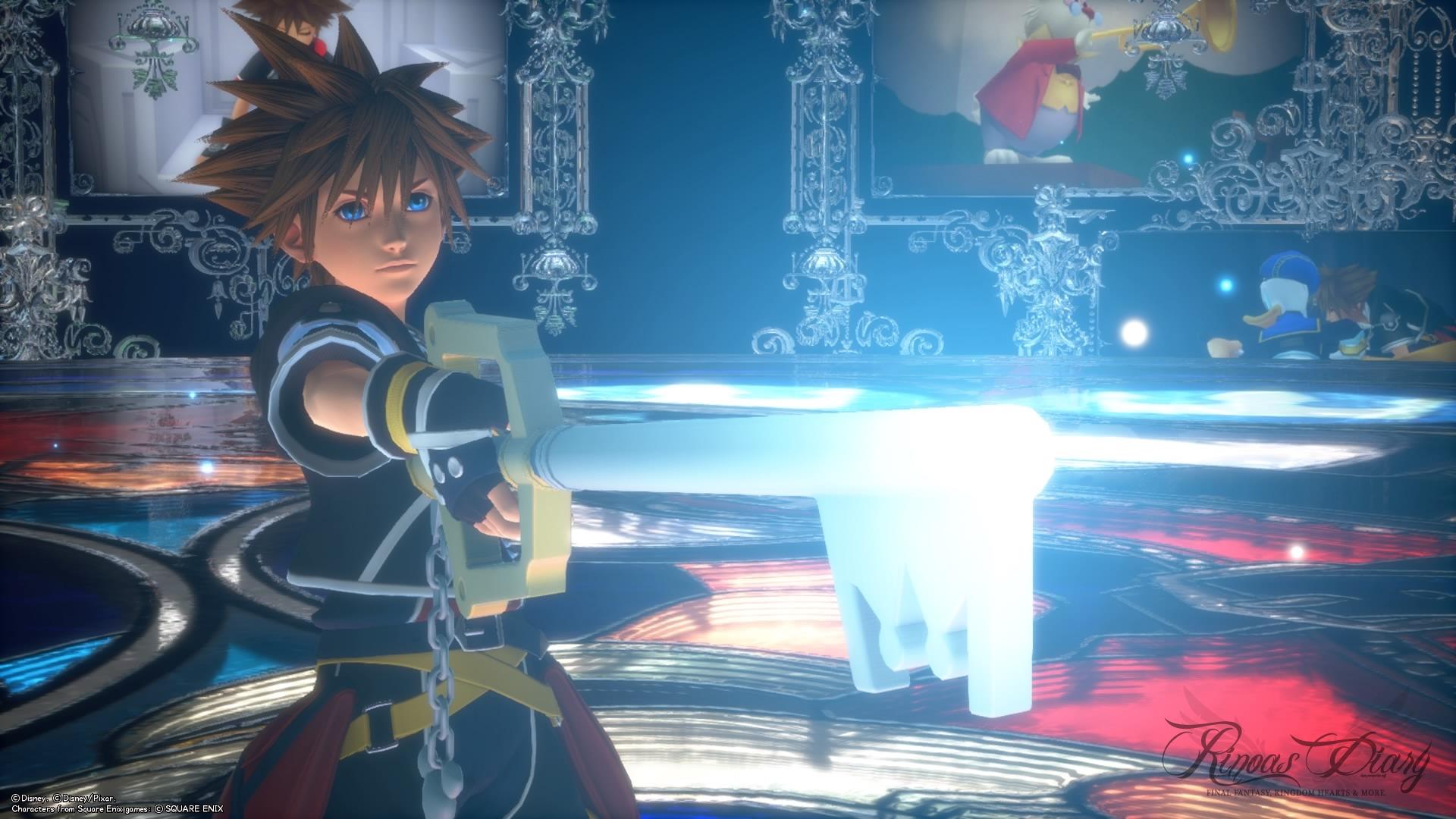 Kingdom Hearts III – Le scelte iniziali del prologo