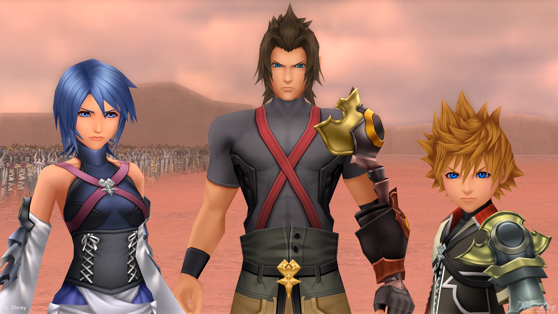 Kingdom Hearts: The Story So Far arriverà in Italia il 29 marzo!
