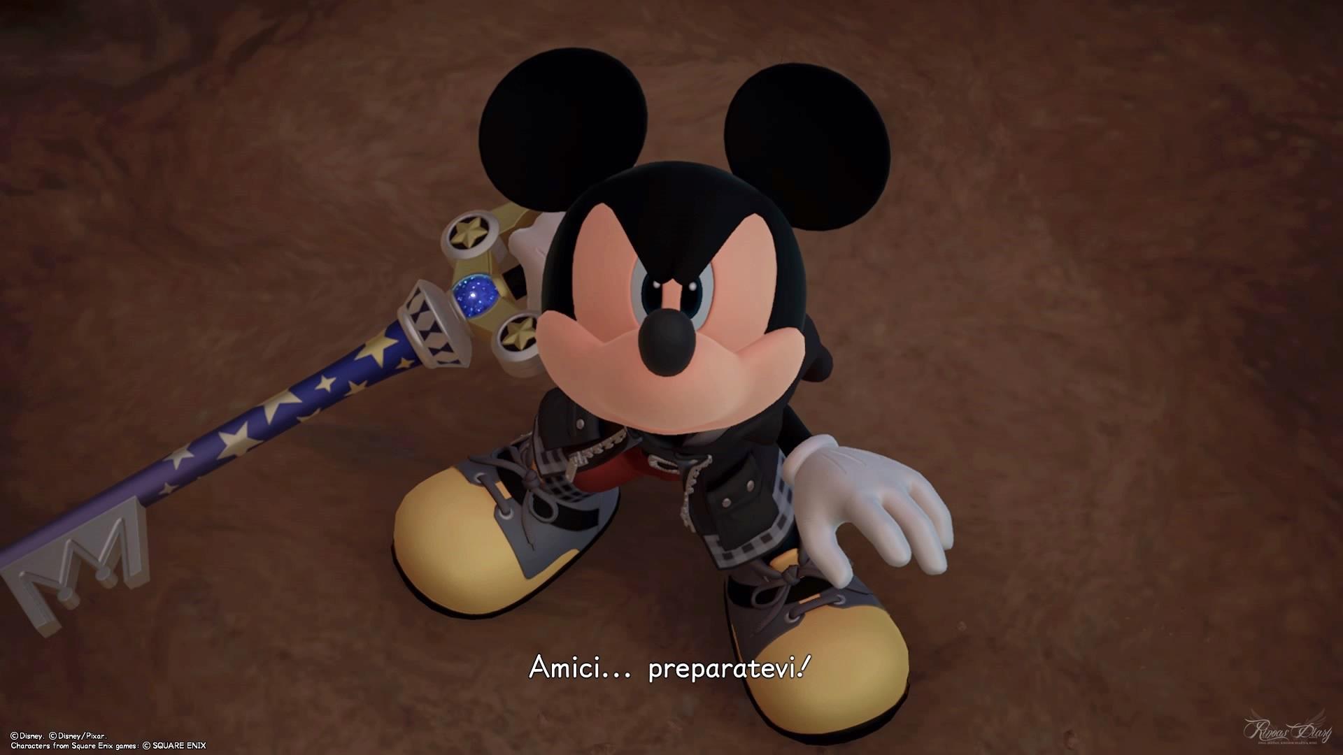 Kingdom Hearts III – Guida ai tesori – Cimitero del Keyblade