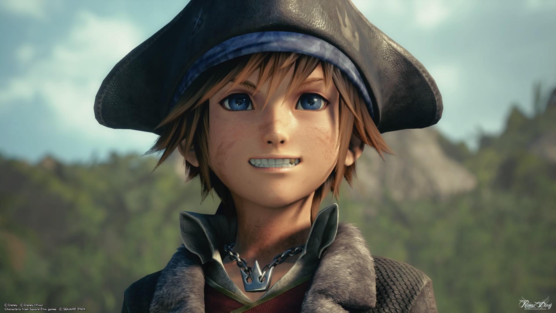 Kingdom Hearts III Ultimania: intervista a Tetsuya Nomura!