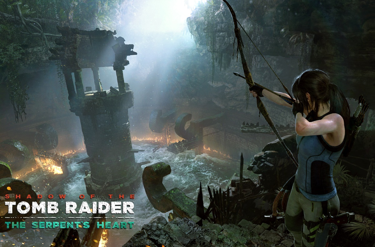 """Ecco """"The Serpent's Heart"""", DLC n. 5 di Shadow of the Tomb Raider!"""