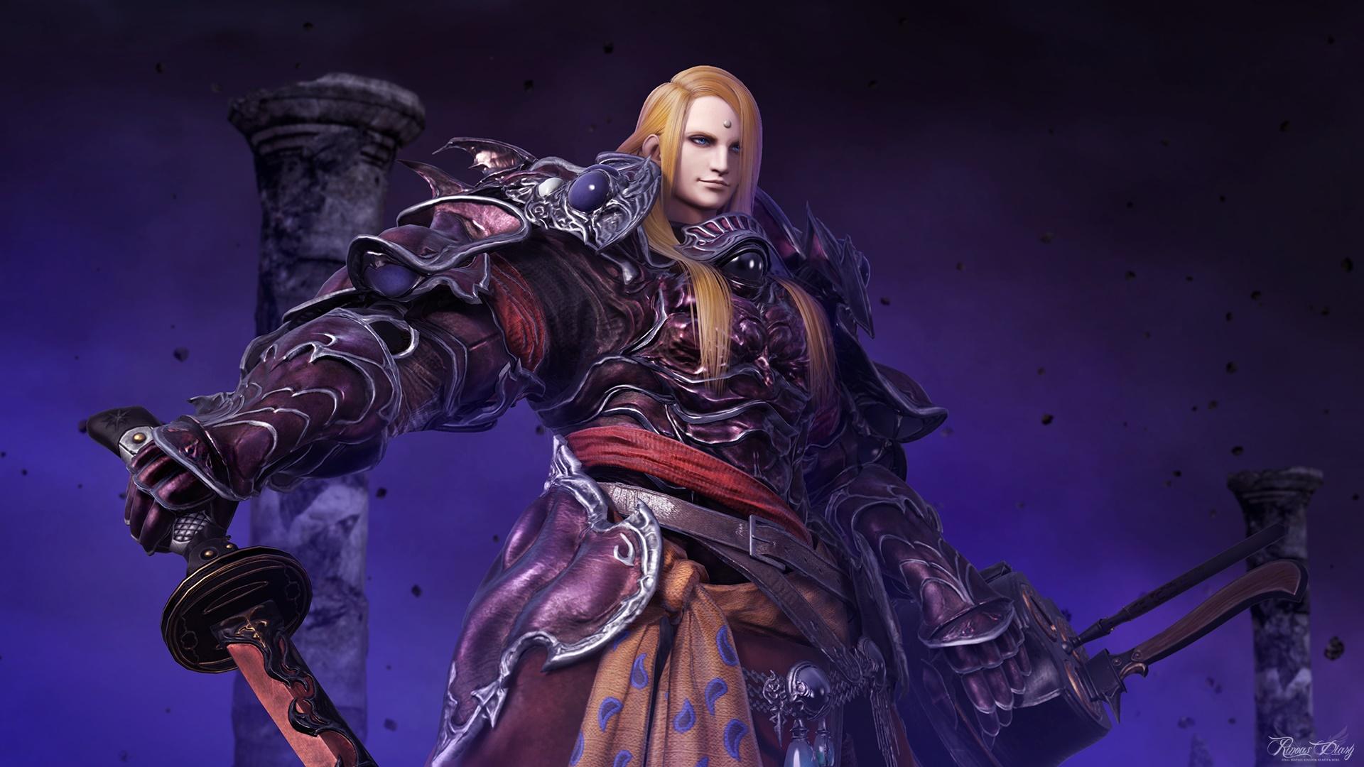 Zenos da FFXIV è il nuovo guerriero di Dissidia Final Fantasy NT!