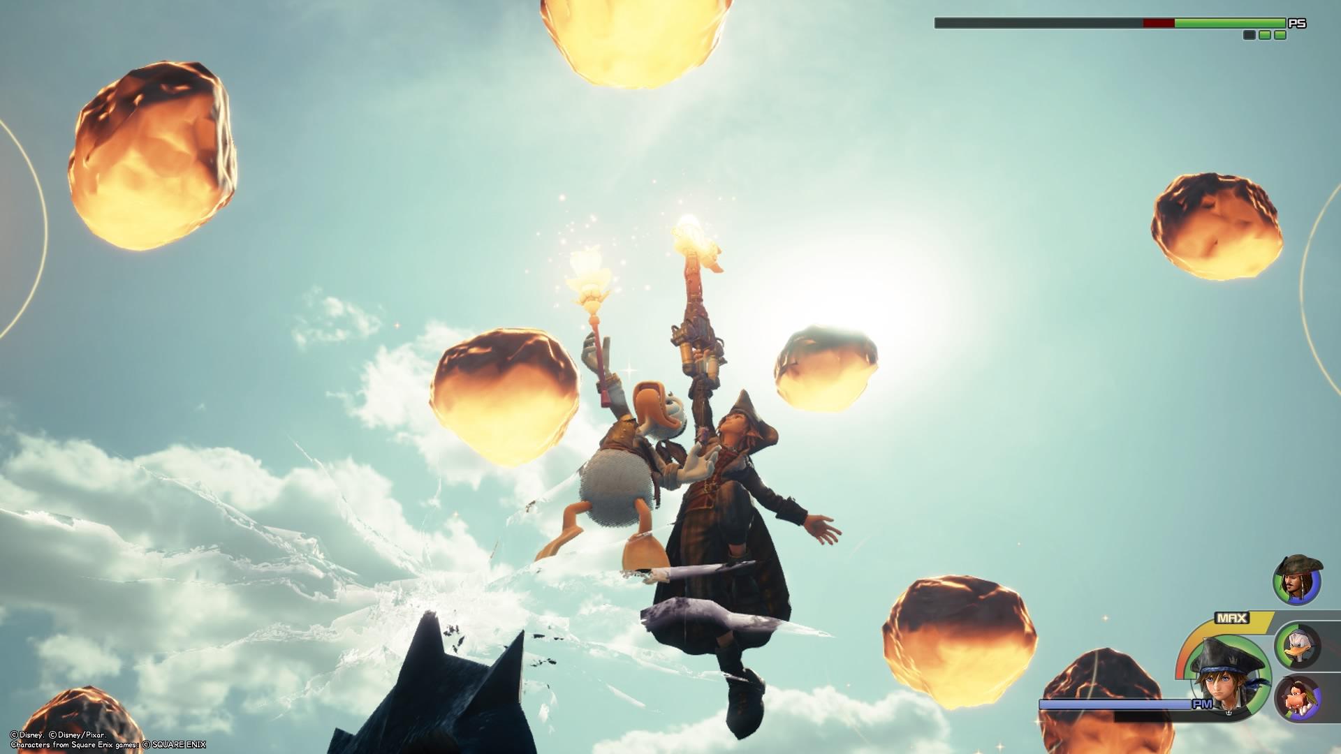 Arriva domani la modalità Critica di Kingdom Hearts III!