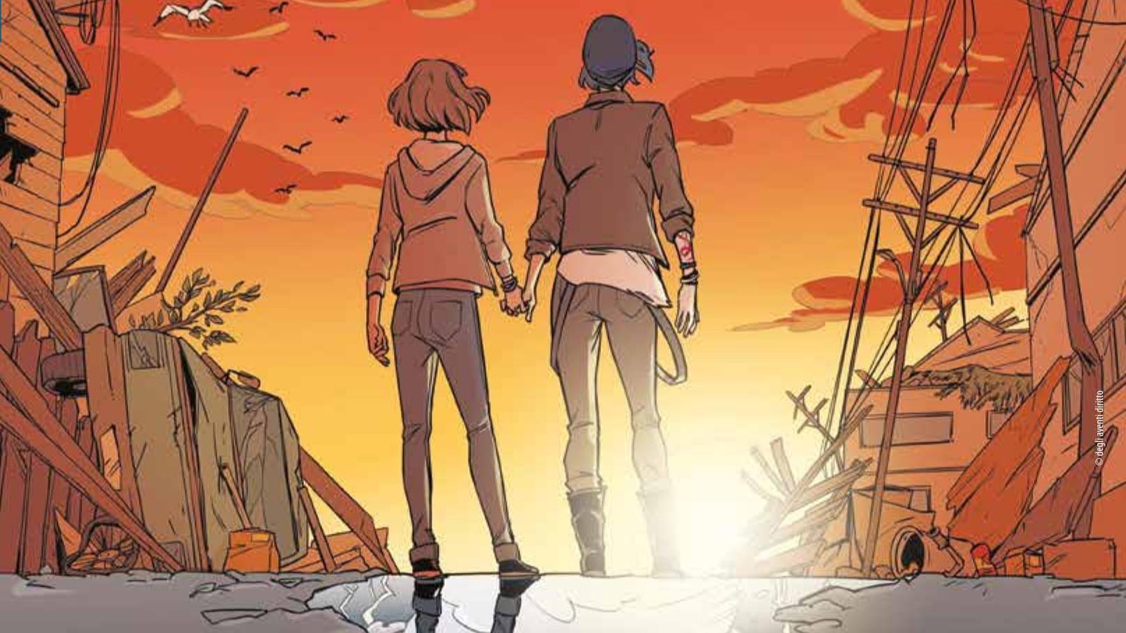 Il fumetto di Life is Strange sarà tradotto in italiano!