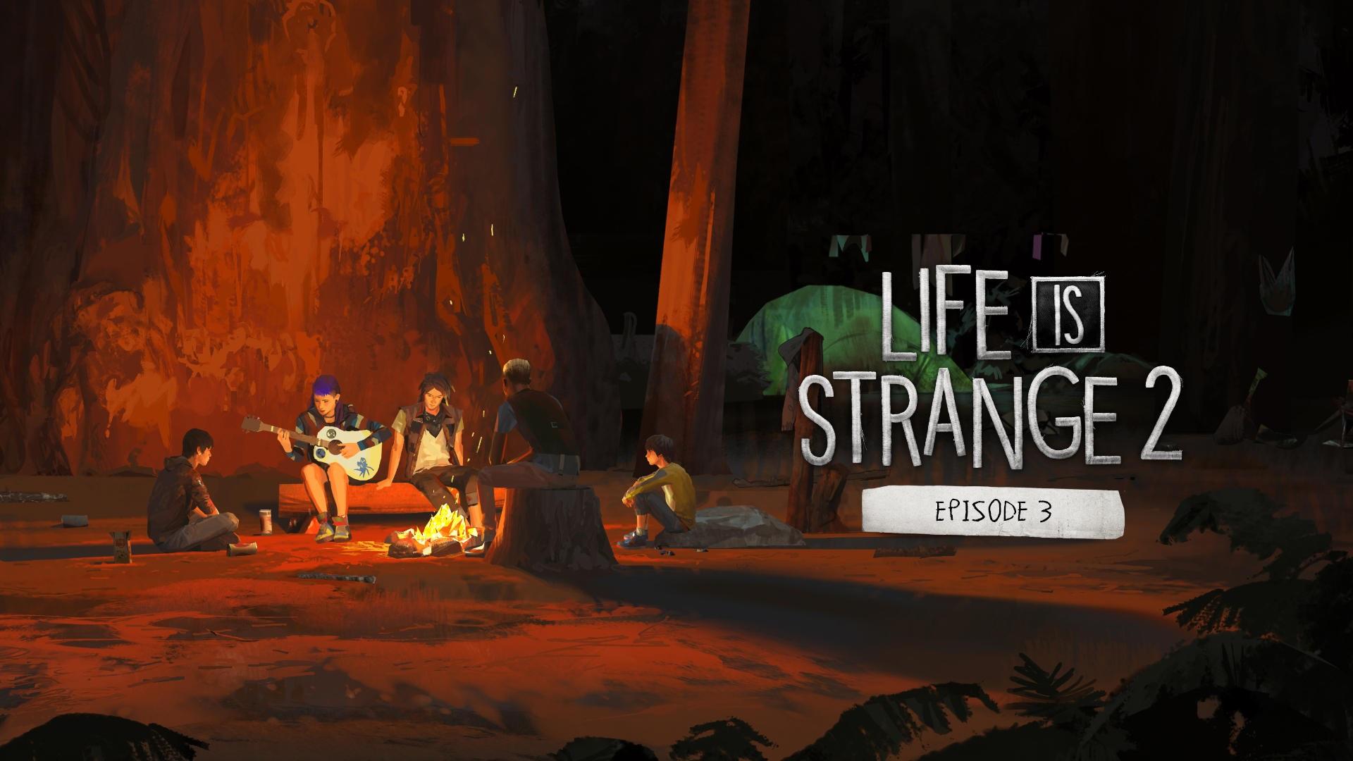 Trailer e screen dall'Episodio 3 di Life is Strange 2!