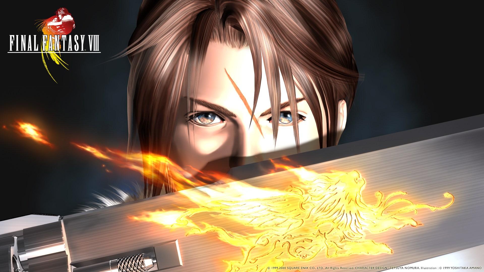 Annunciato Final Fantasy VIII Remastered per PS4, Xbox One, Steam e Nintendo Switch!