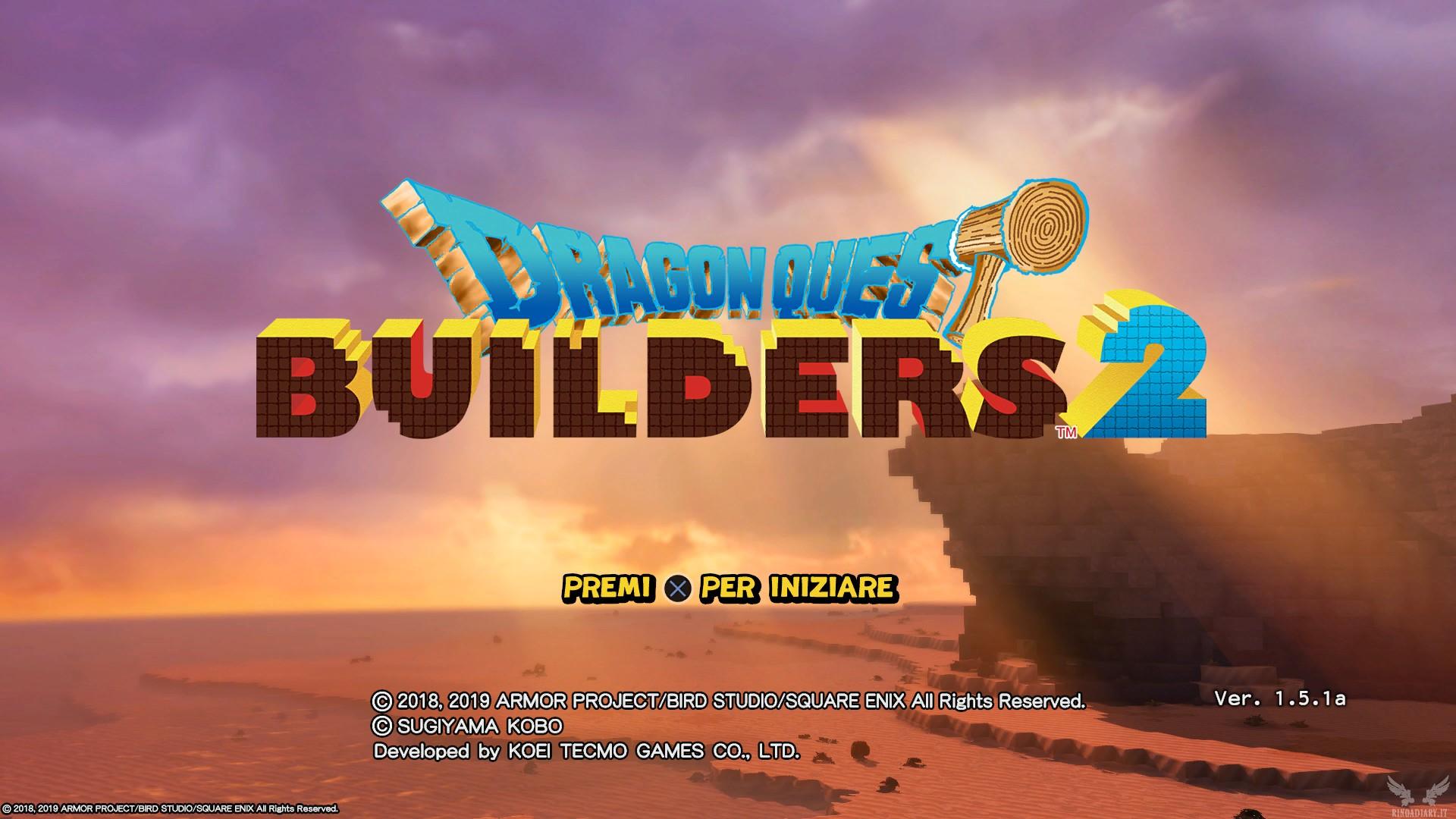 La nostra preview di Dragon Quest Builders 2!