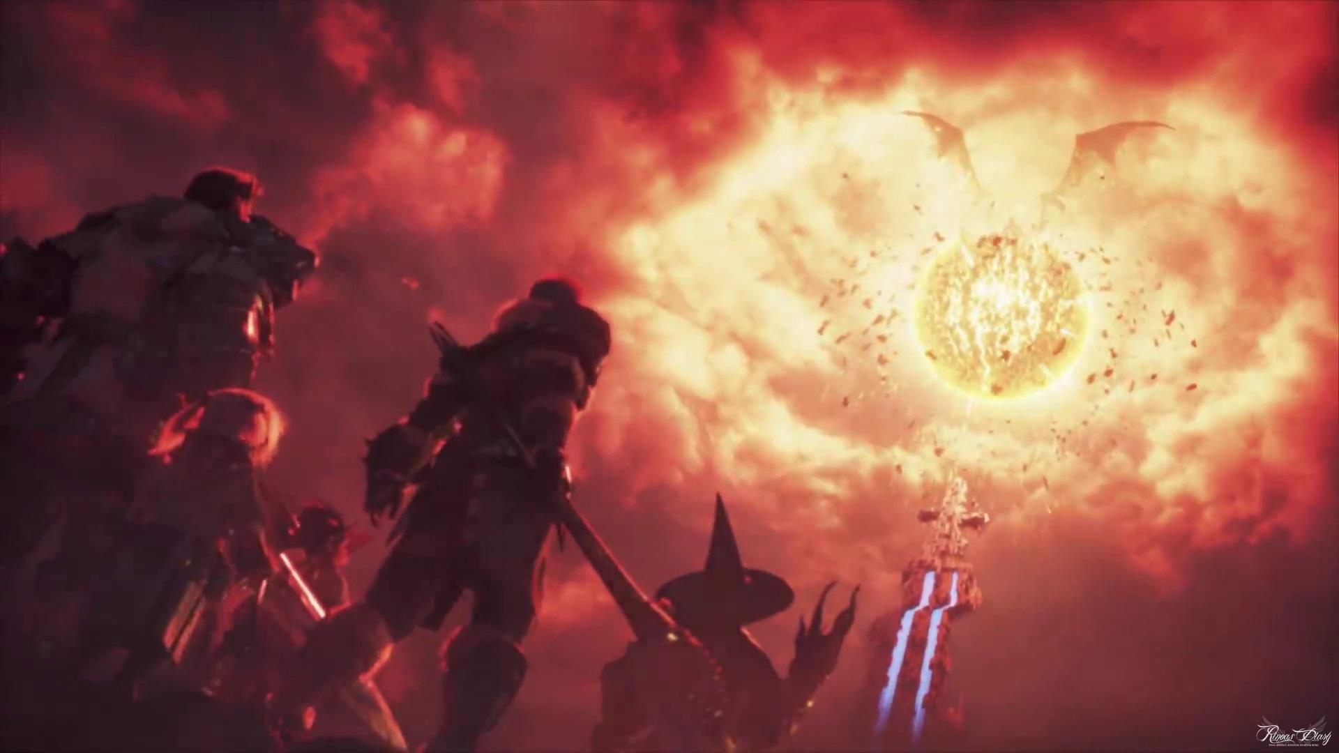 Final Fantasy XIV – Le 7 Calamità e i 13 Mondi-Specchio