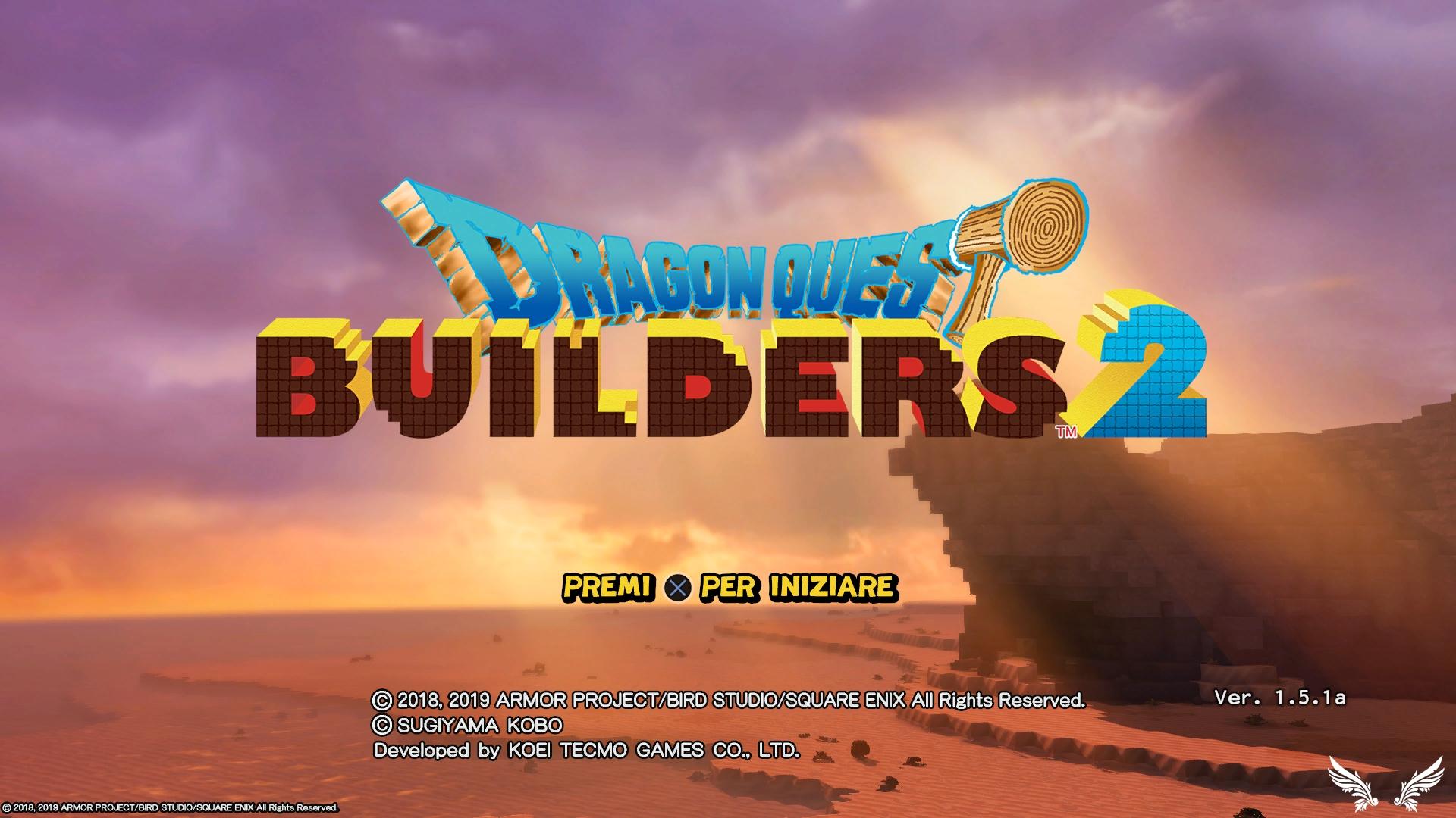 La nostra review di Dragon Quest Builders 2!