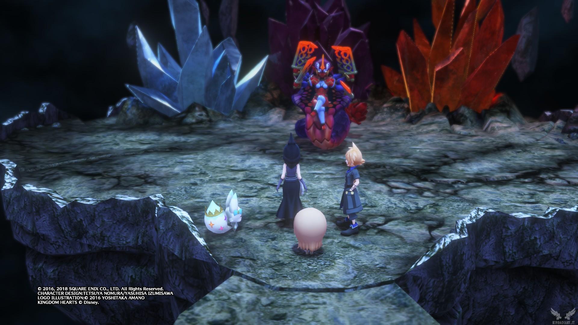 World of Final Fantasy MAXIMA: guida al Dungeon Nascosto!