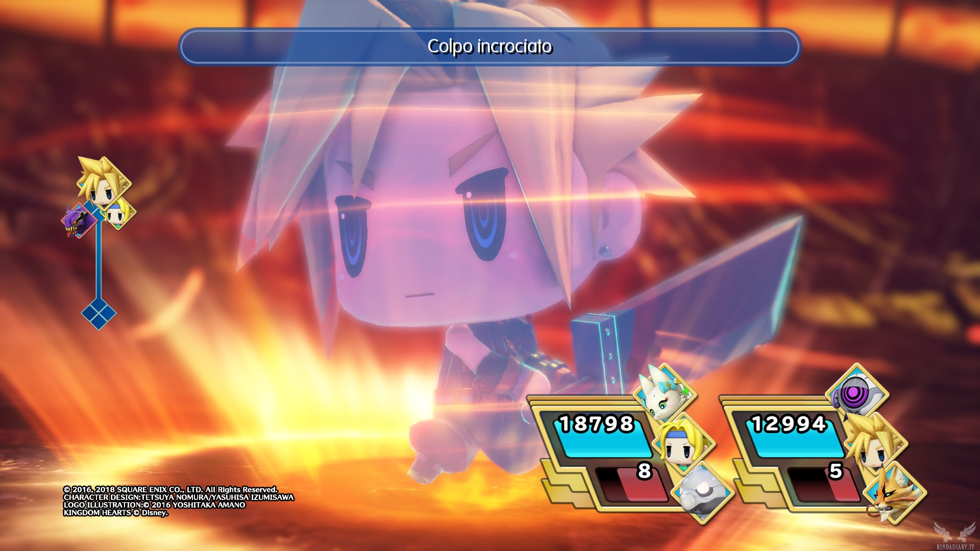 World of Final Fantasy MAXIMA: guida alle Campiongemme!