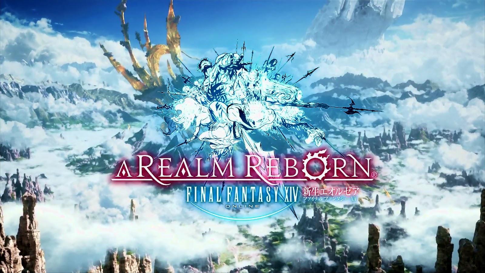 Final Fantasy XIV – Tutta la storia di A Realm Reborn!