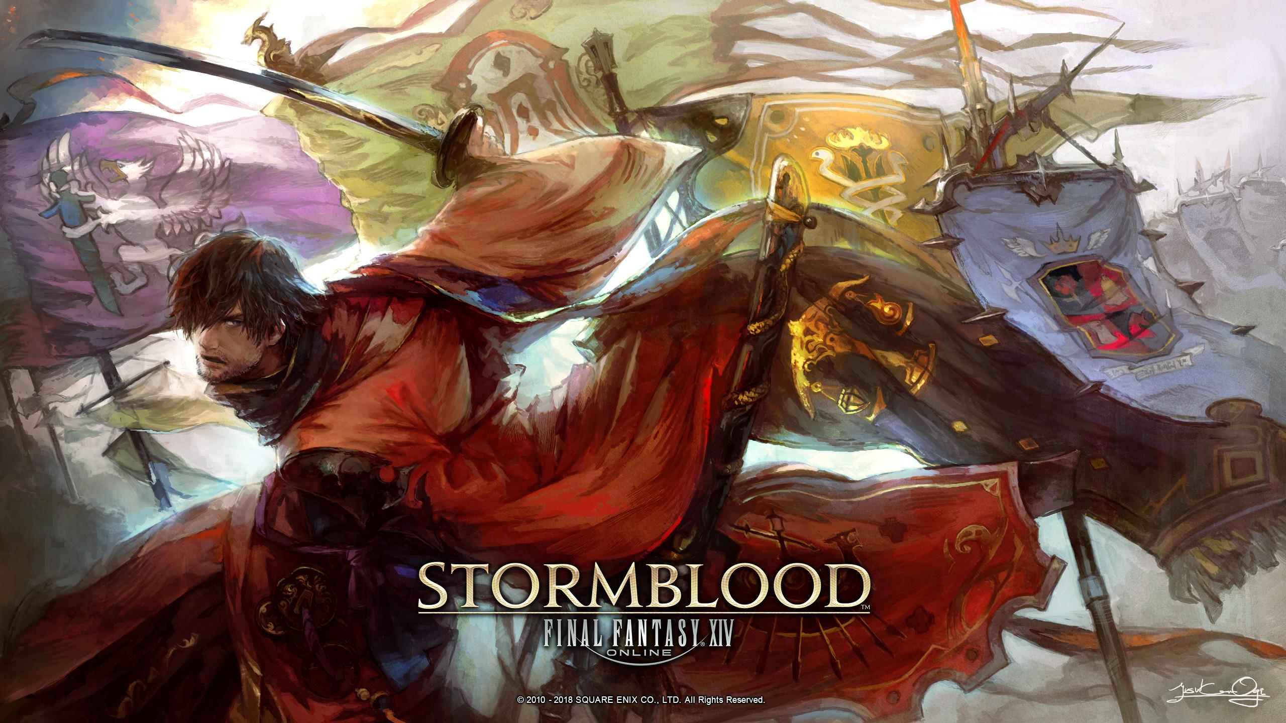 Final Fantasy XIV – Tutta la storia di Stormblood!