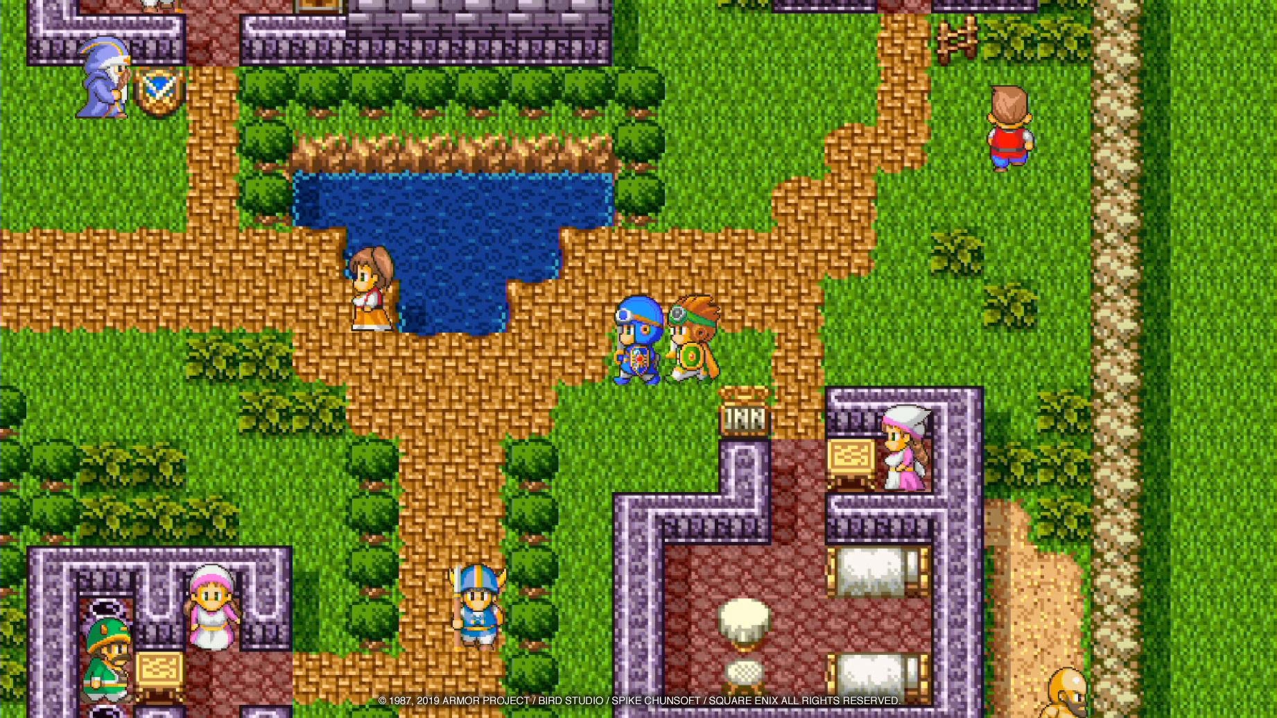 Dragon Quest I, II e III arriveranno su Nintendo Switch il 27 Settembre!