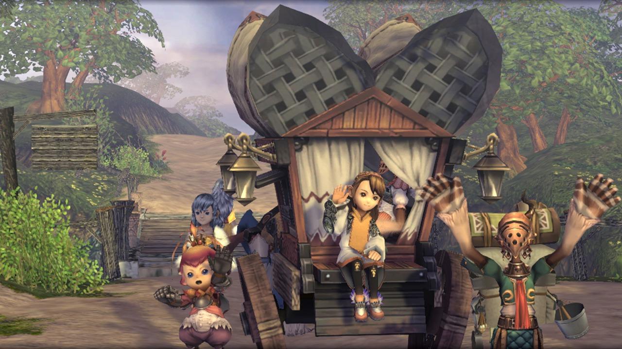 Final Fantasy Crystal Chronicles Edition Remastered uscirà il 23 Gennaio 2020!