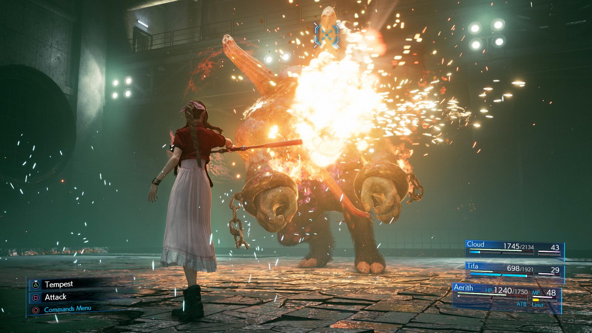 Final Fantasy VII Remake: la parola al team di sviluppo, Pt. 2