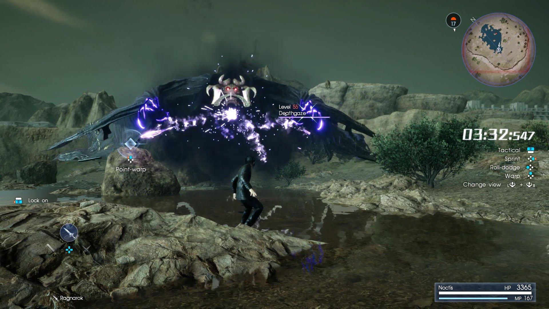 Final Fantasy XV disponibile su Google Stadia con contenuti aggiuntivi!