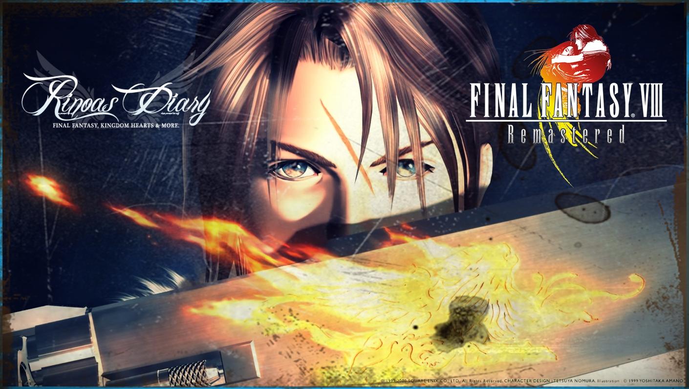 Rinoa's Diary vi regala una copia di Final Fantasy VIII Remastered!