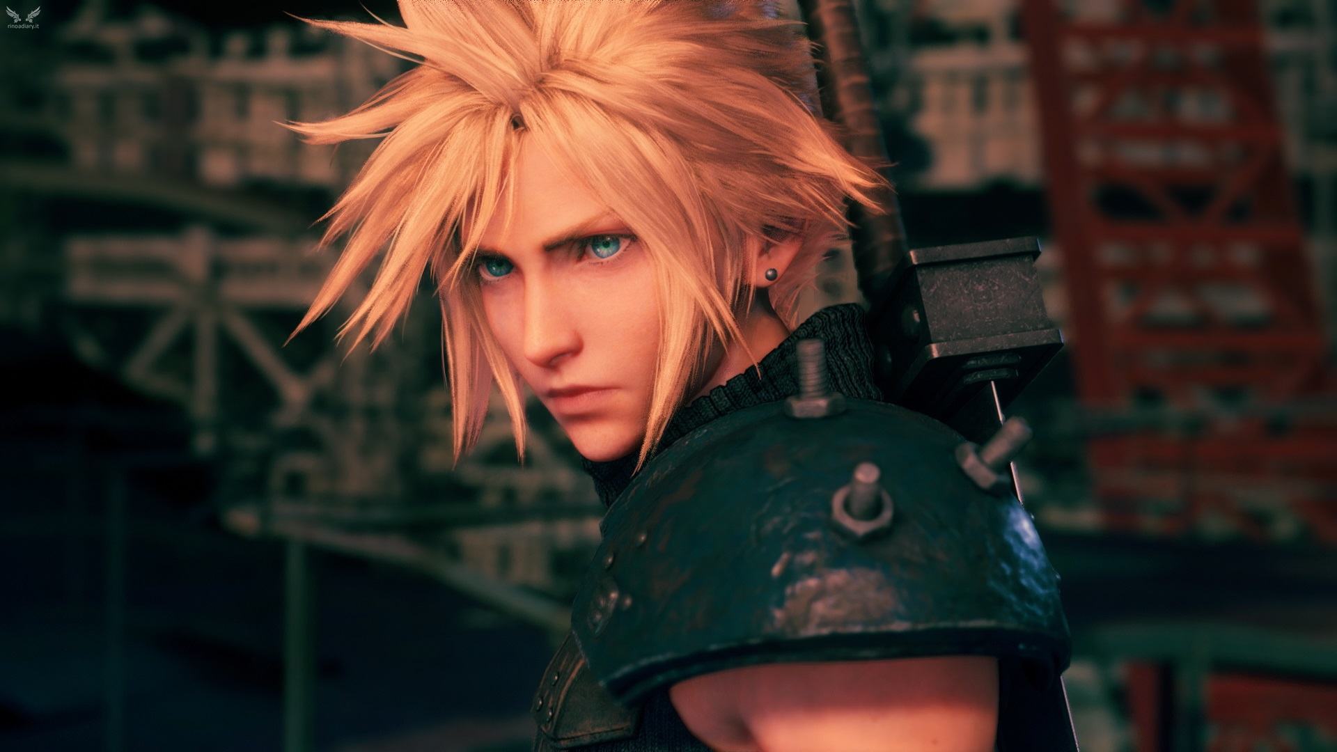 Ecco il nuovo trailer di Final Fantasy VII Remake dedicato a Cloud!