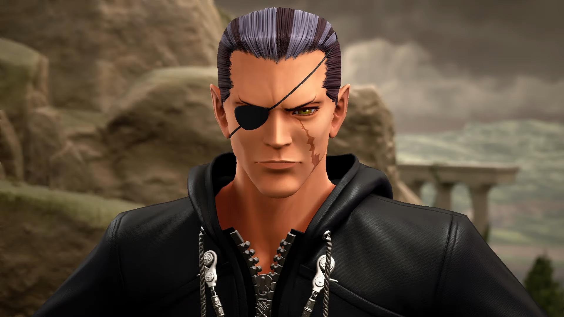 L'anteprima di Kingdom Hearts Character Files svela un criptico monologo di Xigbar!