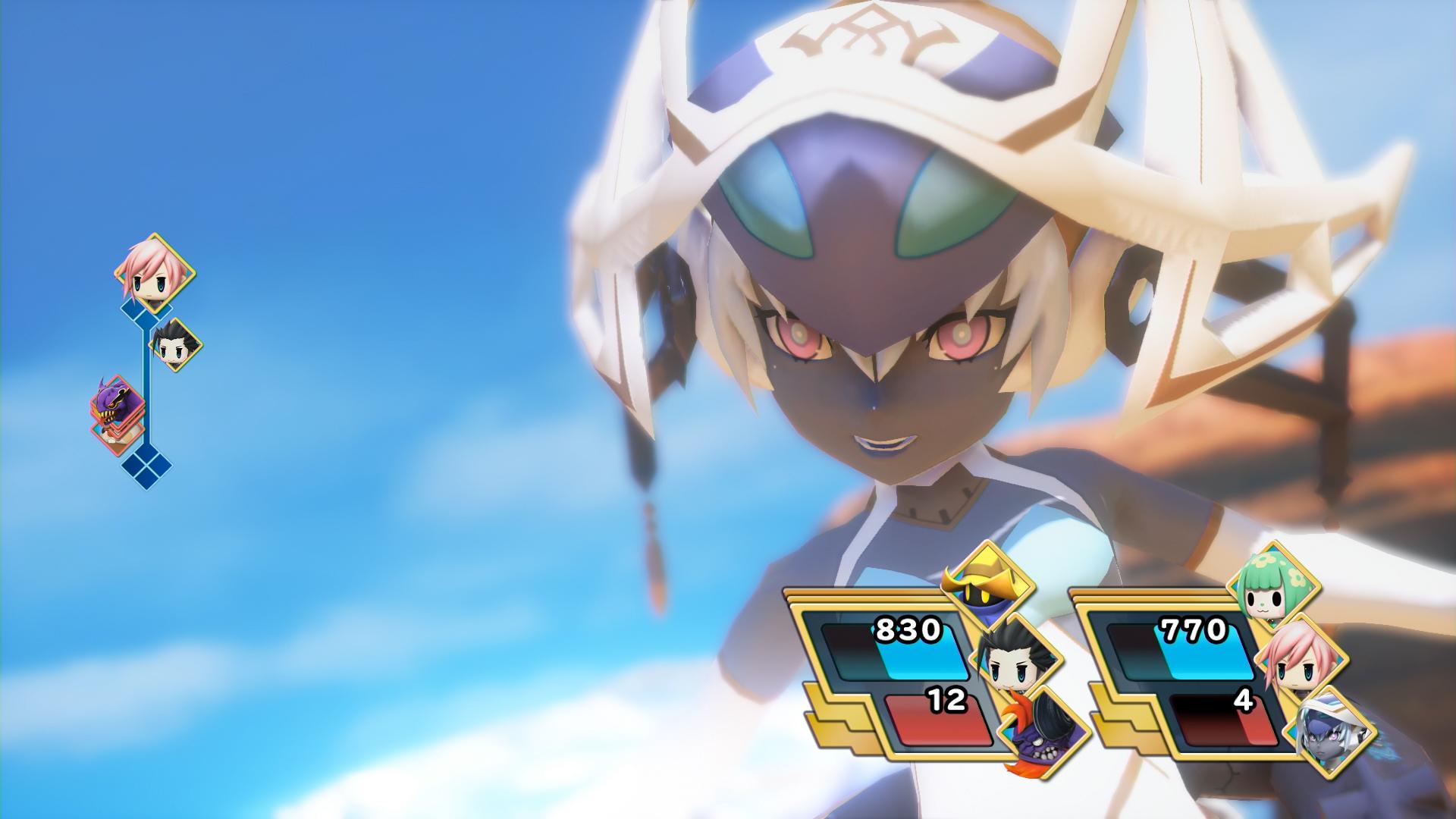 World of Final Fantasy MAXIMA: guida ai nuovi Miraggi!