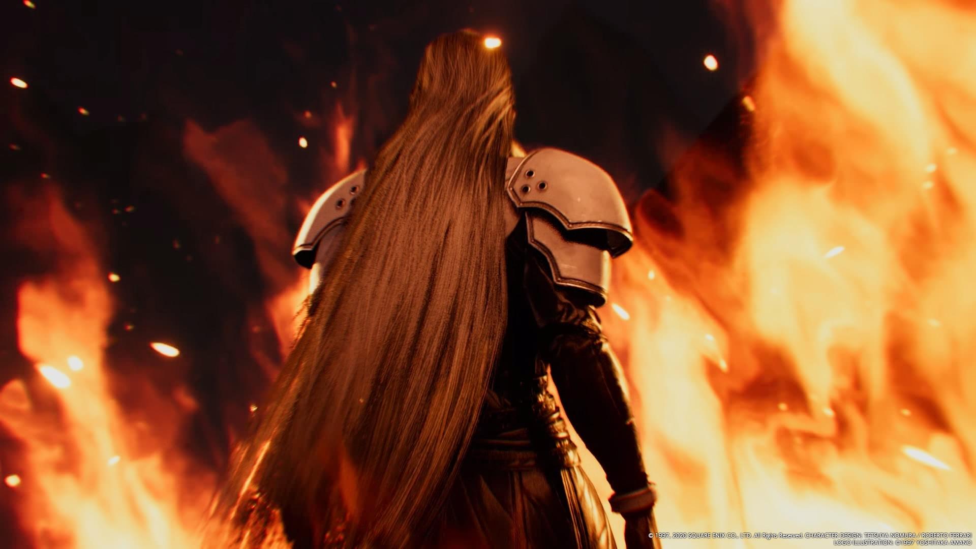Final Fantasy VII Remake Demo – Le modalità di gioco