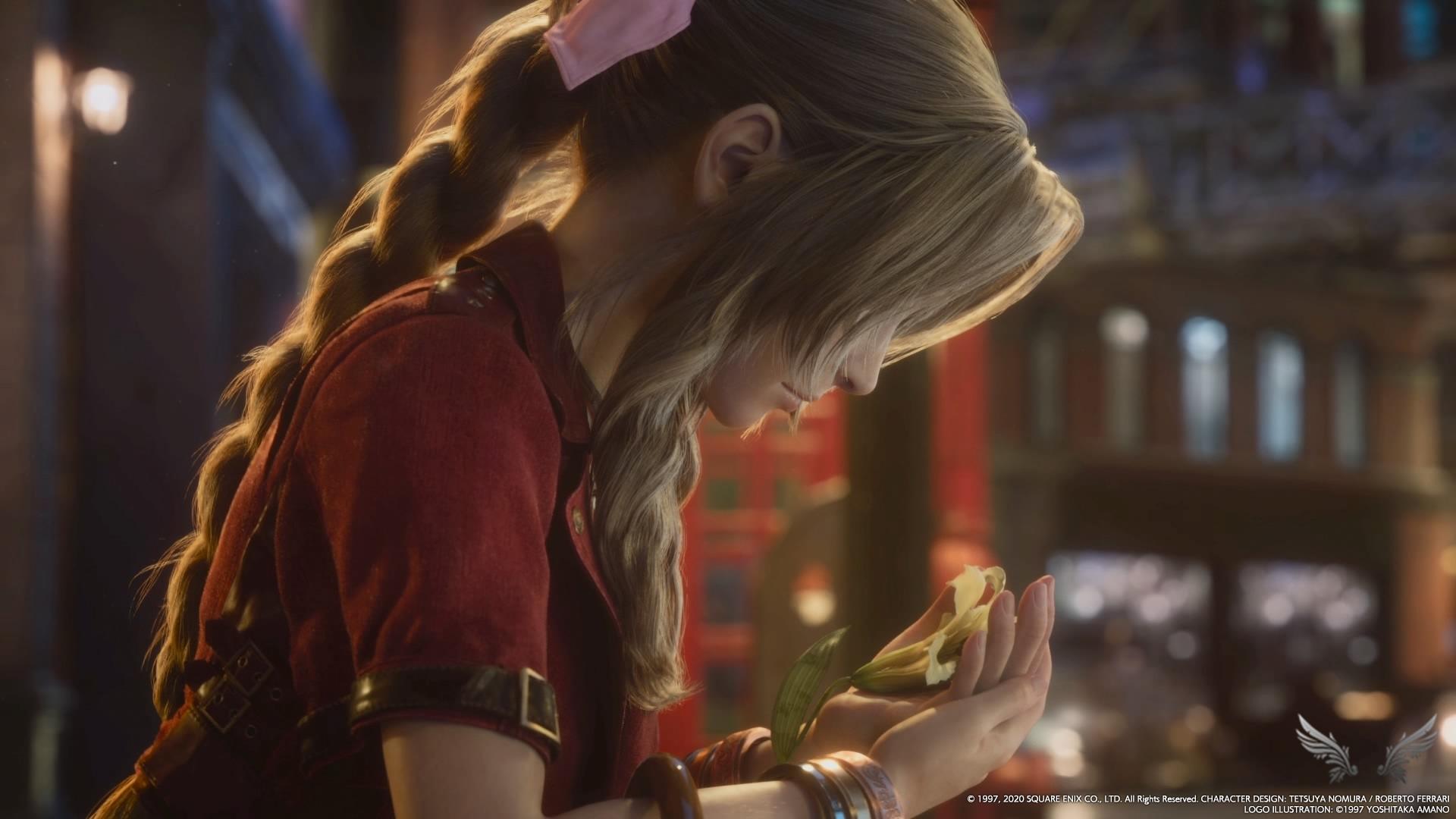 La consegna di Final Fantasy VII Remake potrebbe subire dei ritardi per l'emergenza coronavirus
