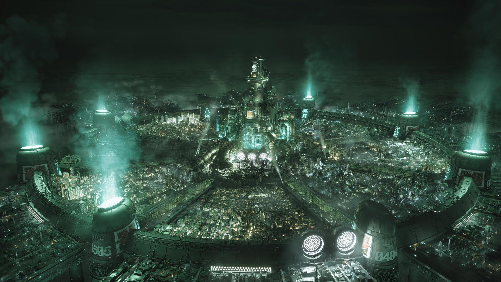 Final Fantasy VII Remake Ultimania – Perché ambientare il gioco solo a Midgar? (intervista agli sviluppatori, parte 1)