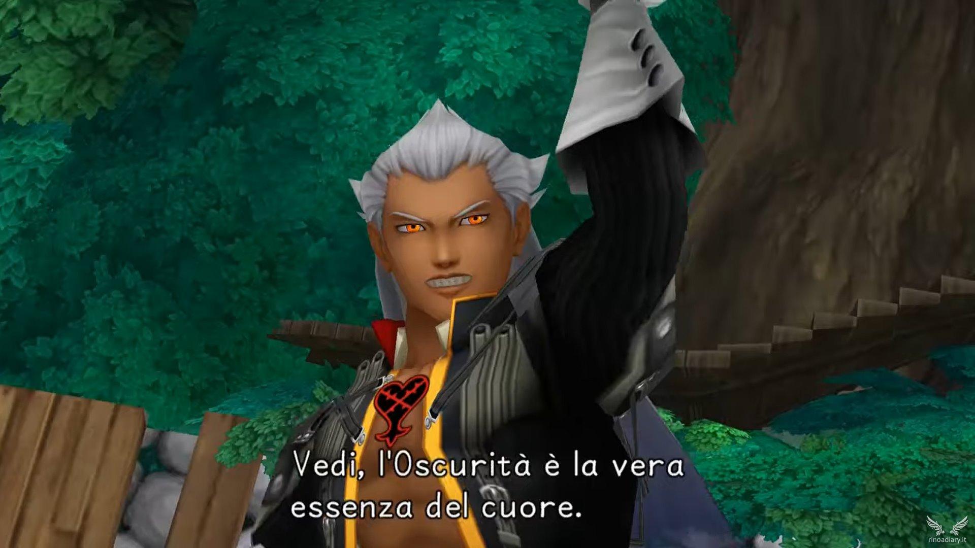 Kingdom Hearts Character Files – Ansem – Anatema Oscuro