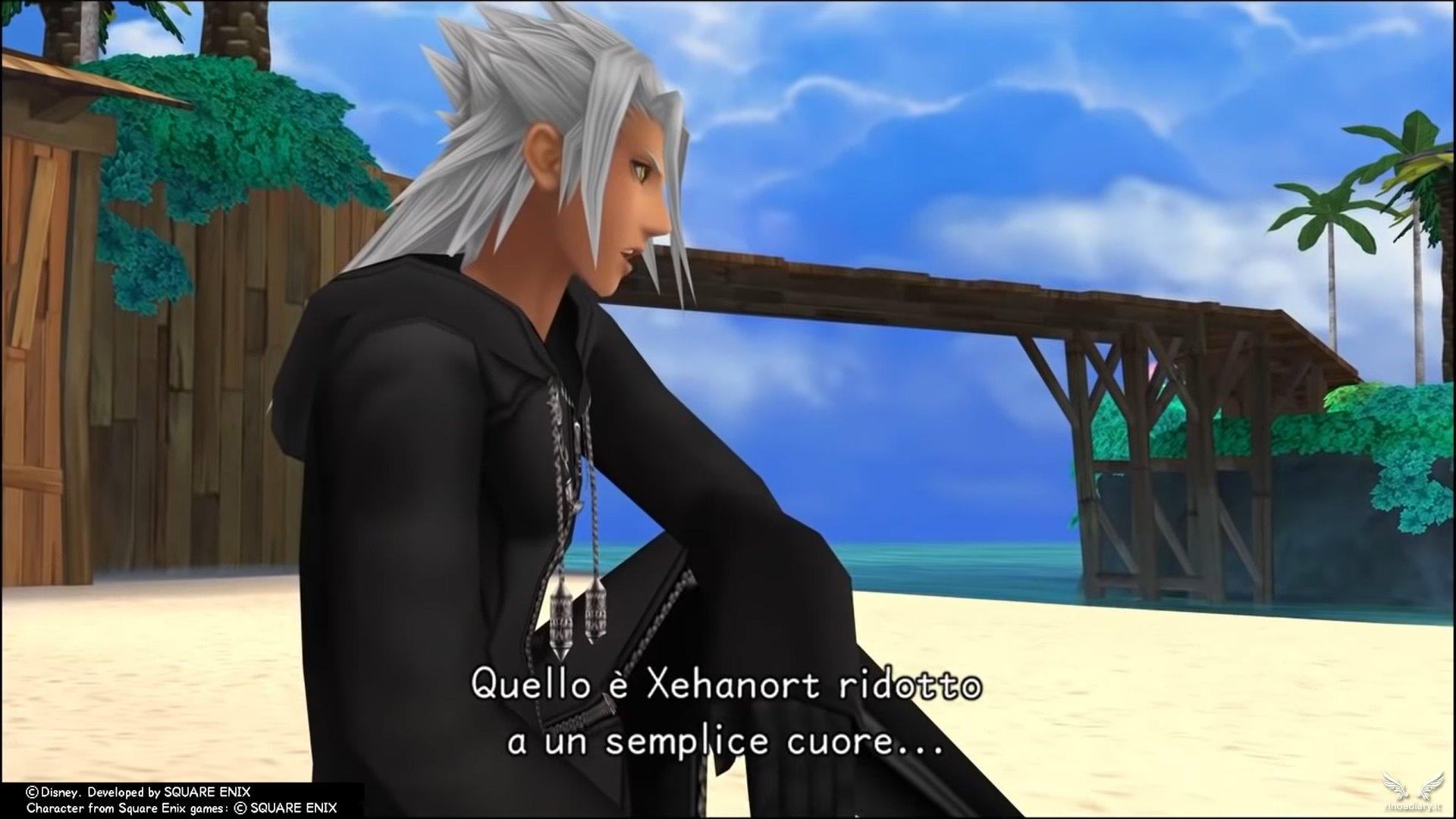 Kingdom Hearts Character Files – Giovane Xehanort – Trascendere il tempo