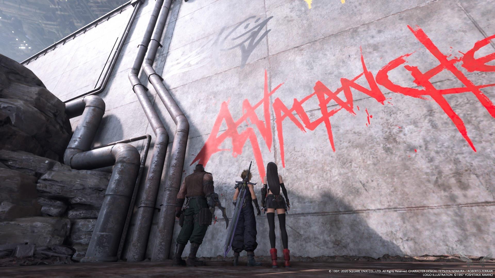 Final Fantasy VII-R : The known remake that ends… 3/3 – SPOILER (fine del gioco)
