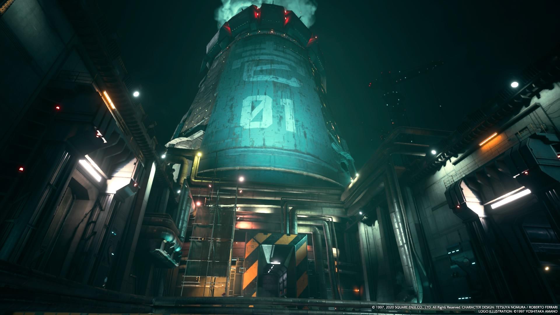 Final Fantasy VII-R : The remake so far… 2/3 – SPOILER (prime 30 ore ca.)