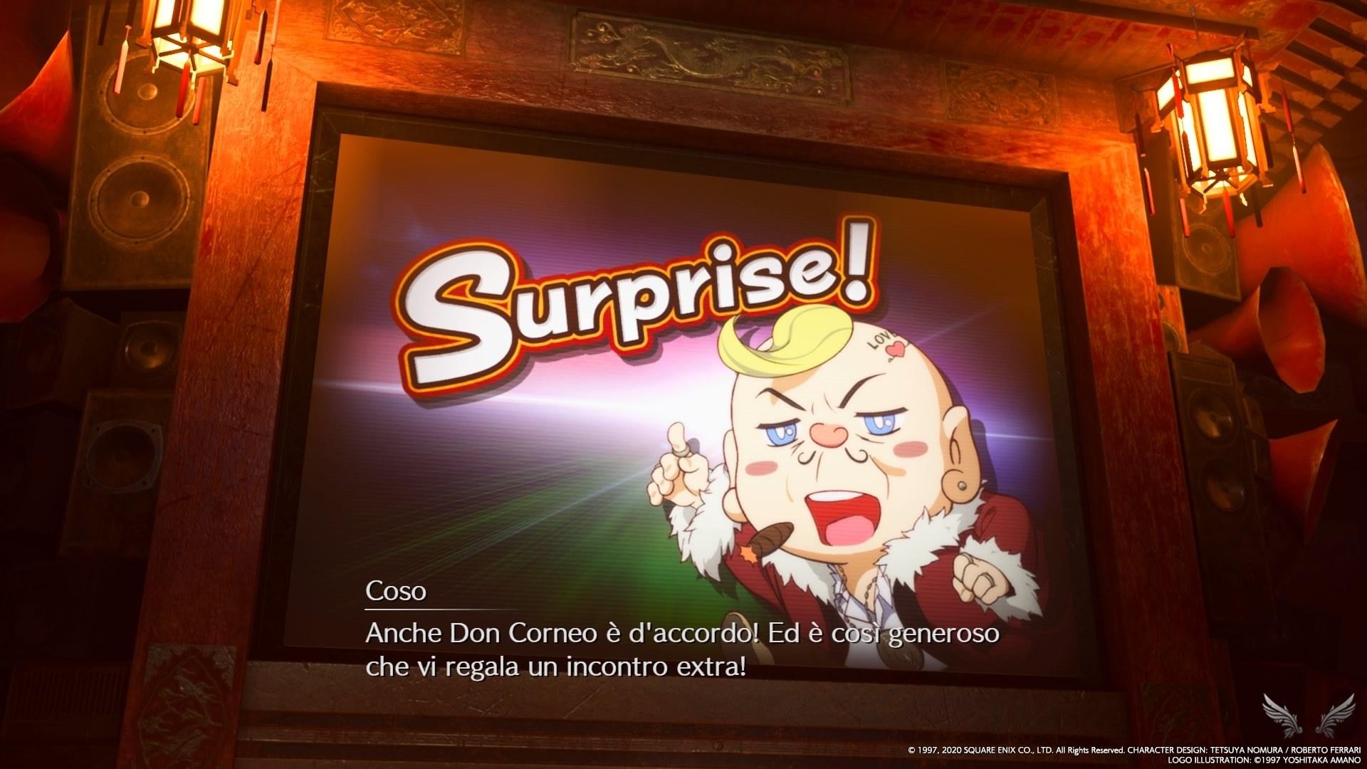 Final Fantasy VII Remake – Guida all'Arena di Corneo!