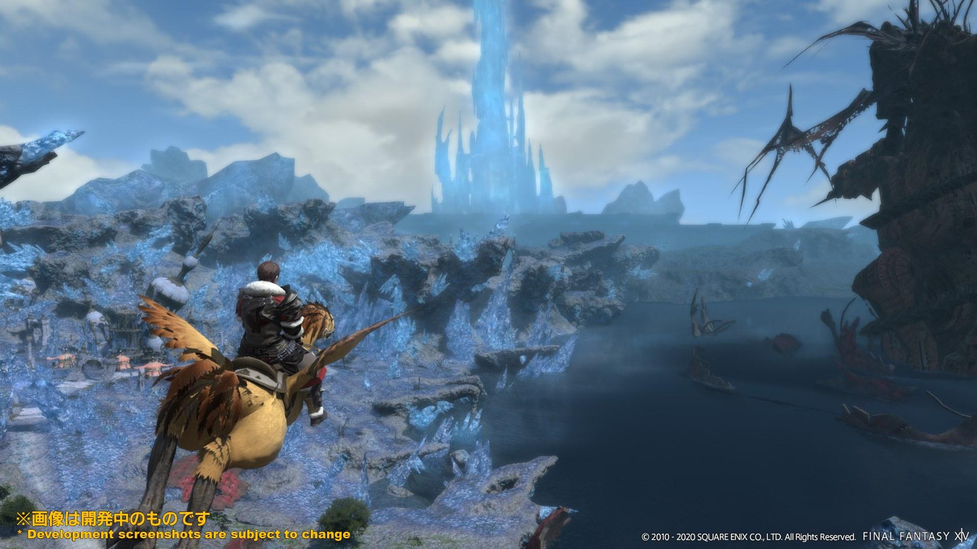 NieR e Final Fantasy XIV di nuovo insieme con la patch 5.3!