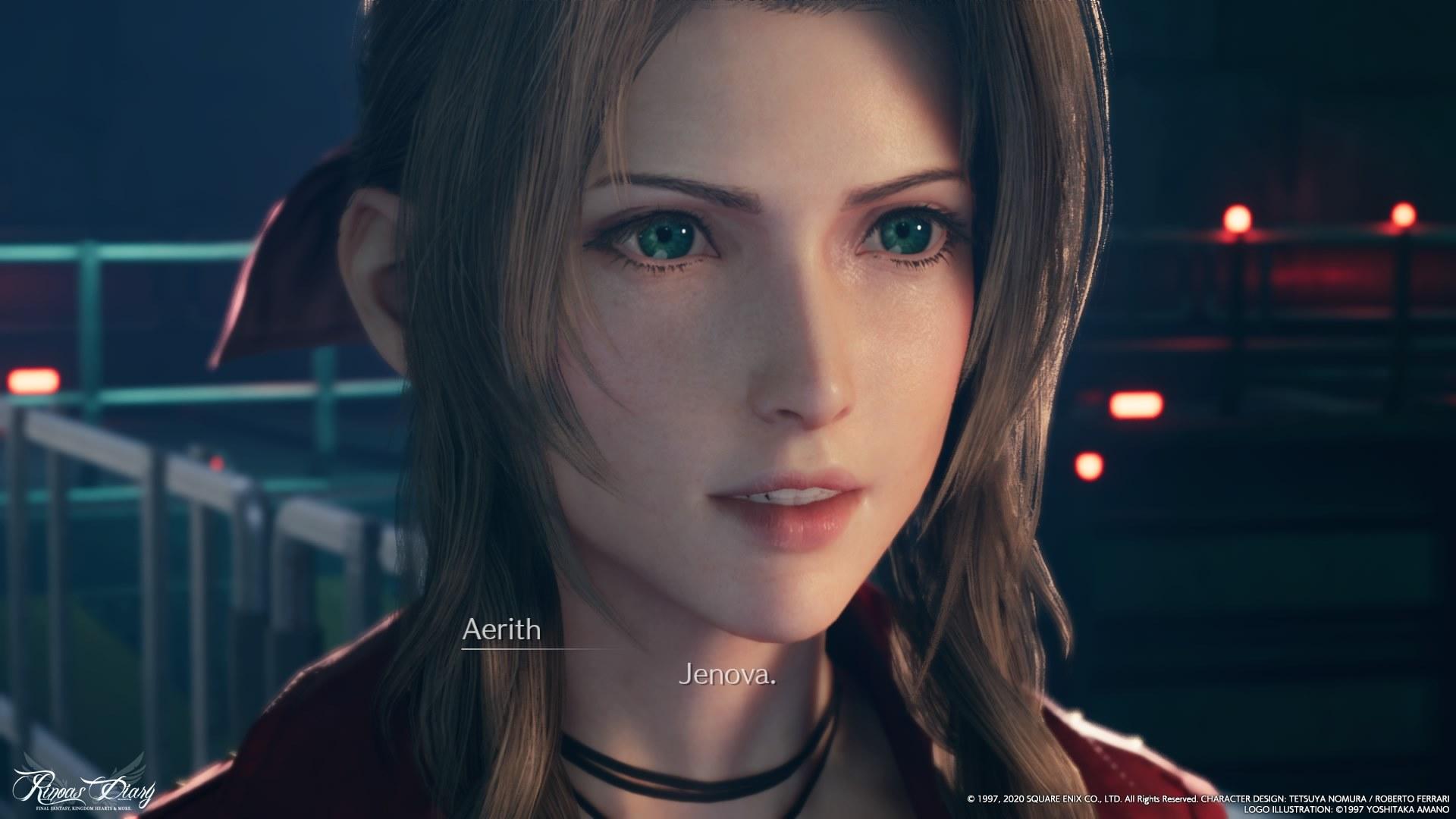 Final Fantasy VII Remake Ultimania – Misteri irrisolti (intervista agli sviluppatori, parte 6)